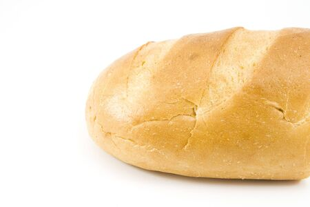 loaf isolated photo