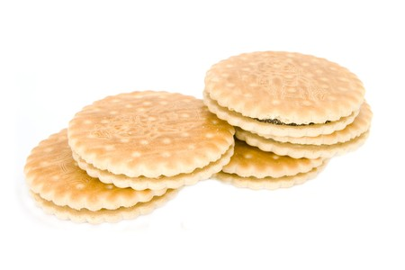 cookies isolated Stock Photo - 4479579