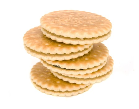 cookies isolated Stock Photo - 4479575