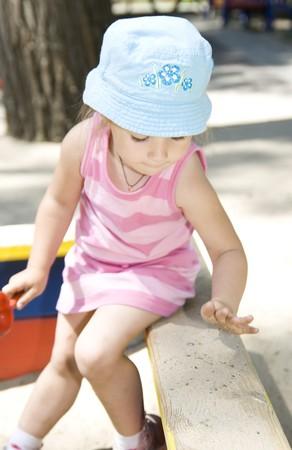 little child Stock Photo - 4479843