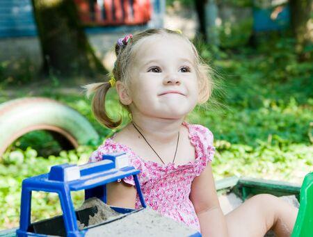 little girl Stock Photo - 4480638