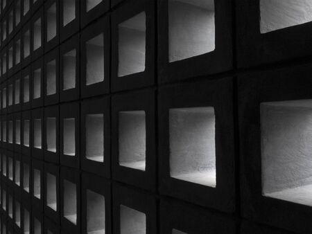 detain: light wall