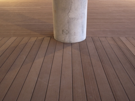 background texture of wooden boards floor photo
