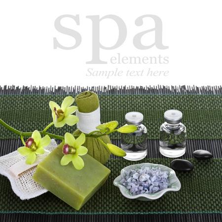 spa elements, aromatherapy