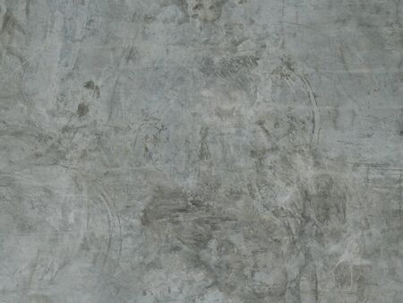 Old grungy texture, grey concrete wall. Stock Photo