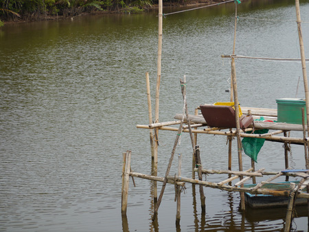 coutryside: Harbor From Bamboo