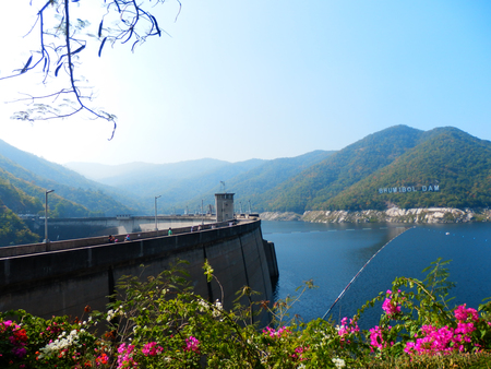 bhumibol: The Nature Around Bhumibol Dam