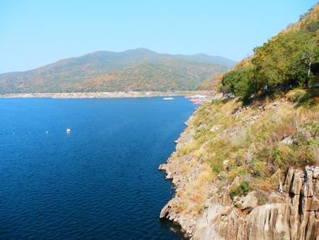 bhumibol: The Nature Around Bhumibol Dam