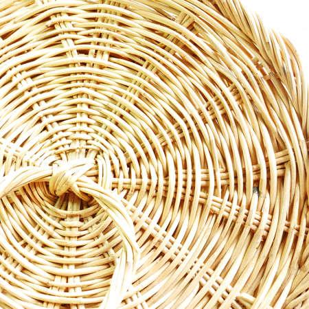 basket weaving: Close upRattan Texture Background