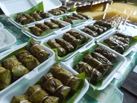 mush: Thai Food, Bunch Of Mush