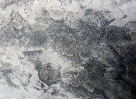 disintegration: Full frame cement floor, architecture background Stock Photo