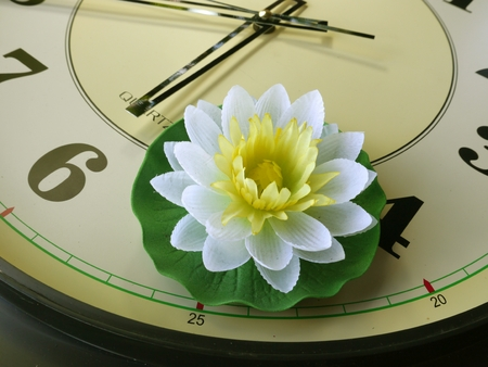 the big clock and lotus