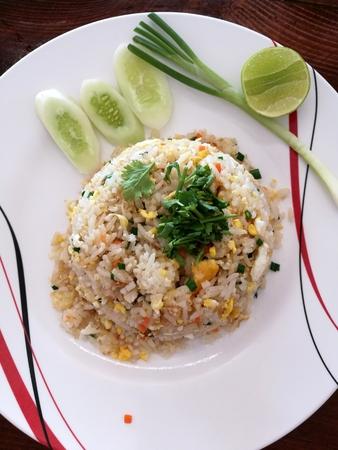 Crap Fried Rice , Thai Food