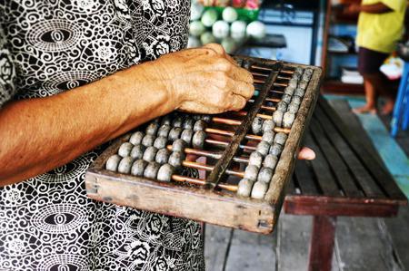 calculator chinese: Chinese Retro Calculator Chinese Abacus