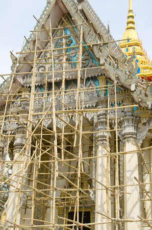 temple improvement Stock Photo - 13898373