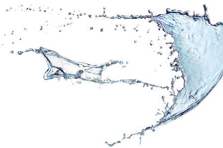 Water dance 免版税图像