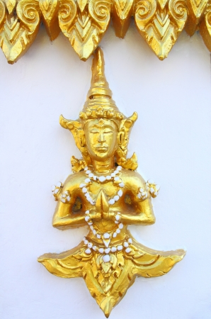 deity: Deity @ Wat pai lom Kho kret