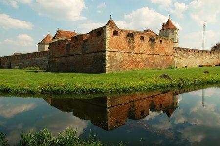 fagaras: Fortezza Fagaras, Romania