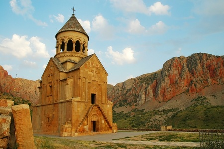 Noravank monastery, 13th century, Armenia  photo