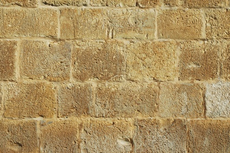 Stone wall for background  photo