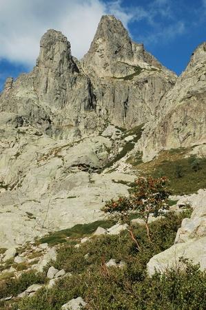 Inland Corsica - Splendid Restonica Valley (Corsica, France)  photo