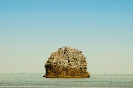 Small rocky island in Corsica Stock Photo - 11909736