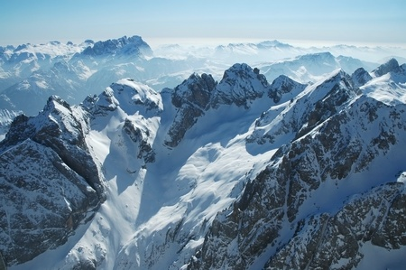 Dolomities, Dolomiti - Italy in wintertime Stock Photo - 11909726