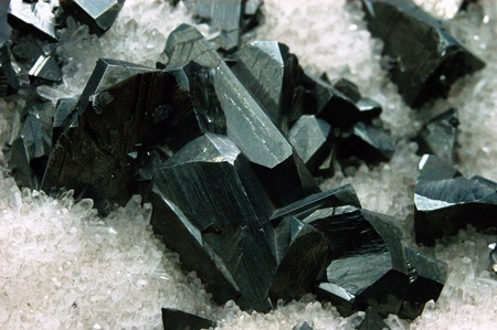 plumbum: Galenite mineral