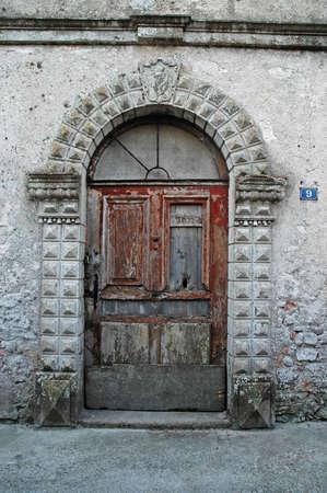 Door entrance Stock Photo - 12454714