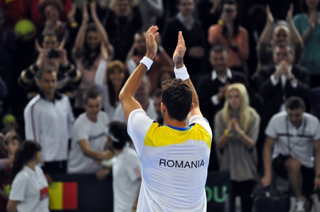 florin: The Davis Cup match final, Romania wins against Denmark in EuropeAfrica1st Round