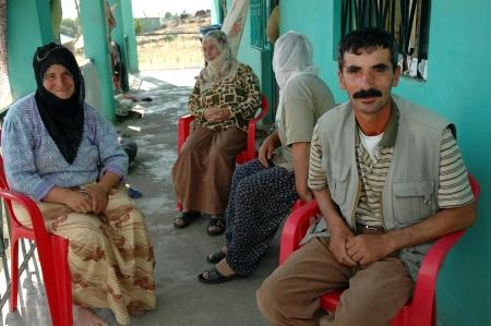 guerilla warfare: DIYARBAKIR - CCA  AUG  Unidentified kurdish people resting in a PKK  Kurdistan Workers Party  controlled region  PKK fighting Turkey for an autonomous Kurdistan  On Aug, 2006 in Diyarbakir, Turkey