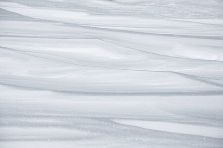 brilliantly: Snow detail, pattern
