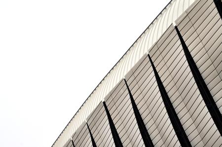 Modern Architecture Pattern detail of modern architecture. architecture pattern stock photo
