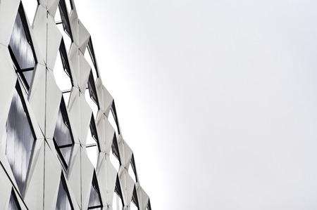 Détail de l'architecture moderne. Modèle d'architecture Banque d'images - 52501261