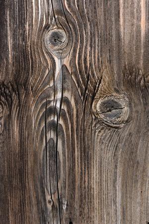 Brown wooden background texture. Organic swirls