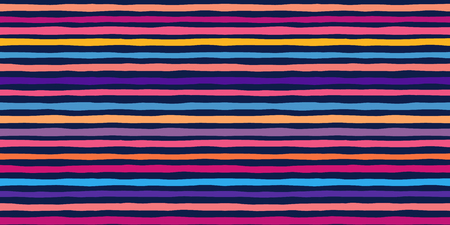 Seamless retro pattern texture can be used for wallpaper, pattern fills, web page background, surface textures,fabric. Retro 80s style colors. Vector Illustration