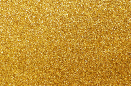 Gold foil or metal texture. Abstract metallic background. Stock Photo