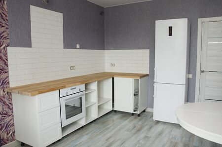 Installation of kitchens, repair of the apartment.