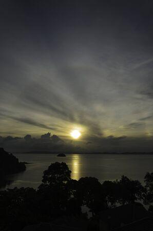 sun rise photo