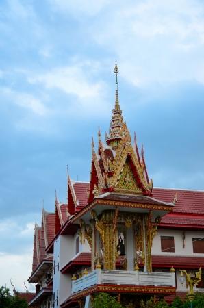 Thai buddha temple, Wat thai