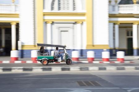 tuktuk: Fast and Furious, Thailand Tuk-Tuk