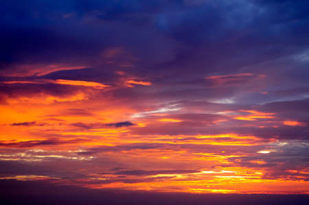 beautify: Beautify light and colour of twilight sky with great cloudscape.