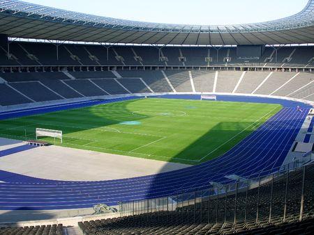 olympics: Olympia stadium