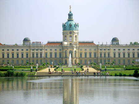 elector: Schloss Charlottenburg in Berlin