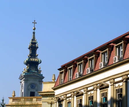 belgrade: Orthodox Church Belgrade