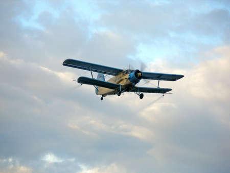 Mosquito Plane       Stock Photo - 5511234