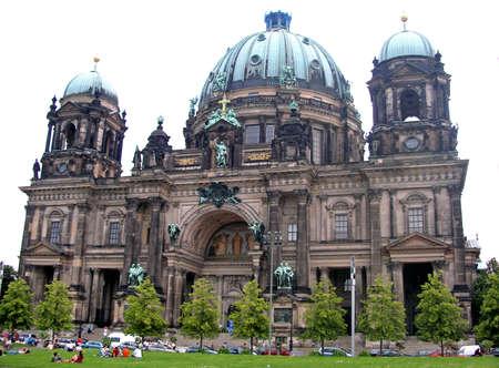 dom: Berliner Dom Banque d'images