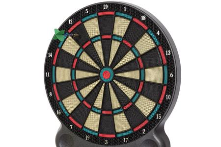 number 12: Darts game, number 12