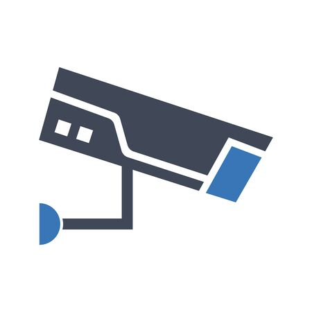 Security camera icon 写真素材 - 143428114