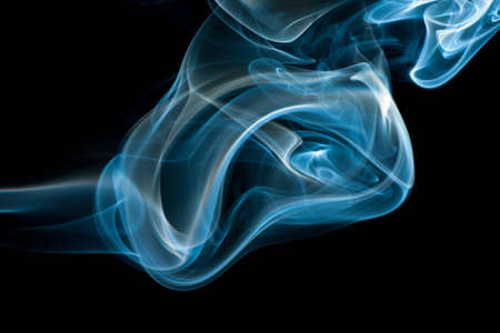 wonderful plume of smoke Stock Photo - 9211533